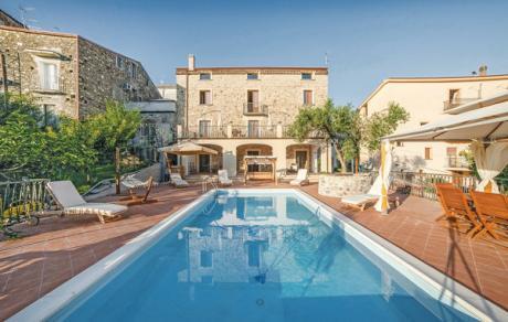 Vakantiehuis La Villa del Sole - Vakantiehuis