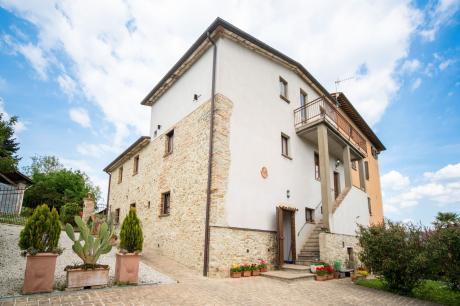 Vakantiehuis Italië - Umbrië/Marche: