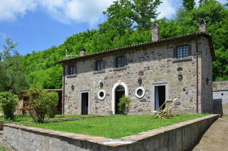 Ferienhaus Italien - Latium/Rom: