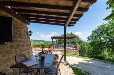 Ferienhaus Italien - Umbrien/Marken: