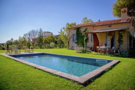 Vakantiehuis Villa Rosmarino