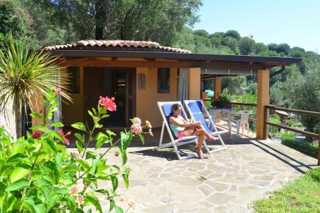 Resort Baia Del Silenzio 1