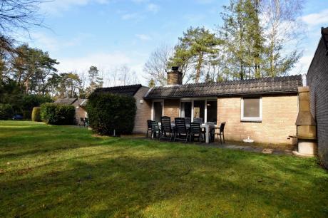 Bungalow Bosrijk Gelderland