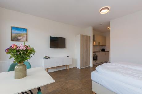 Aparthotel Zoutelande - 2 pers luxe studio - huisd