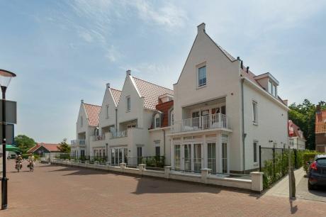 Appartement Duinhof Dishoek - 6 pers de luxe