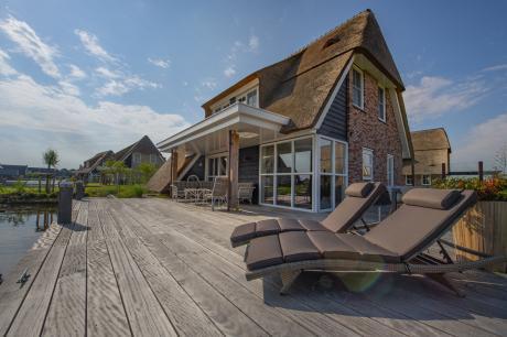 Friese Meren Villa's 7 Friesland