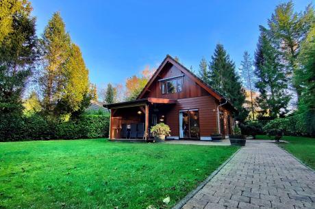 Prachtig vrijstaand huis met tuin op de Veluwe