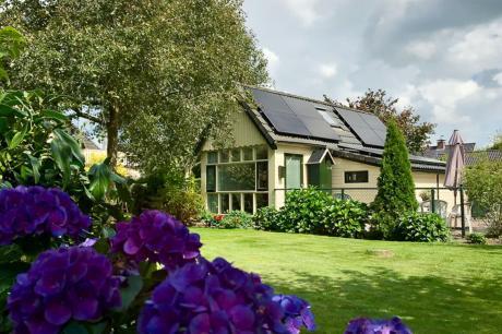 Buitenhuis De Stelling Friesland