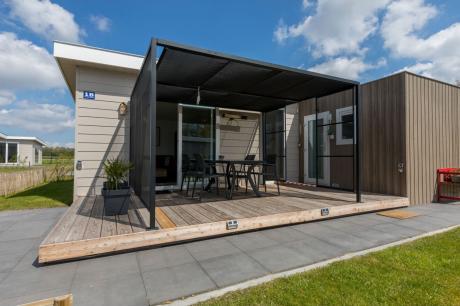 Chalet 4- Vakantiepark Hart van Zeeland