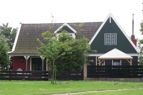 Recreatiepark Wiringherlant - Ons Huys - Hippolytushoef