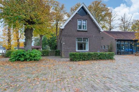 Kantonniershuisje Drenthe