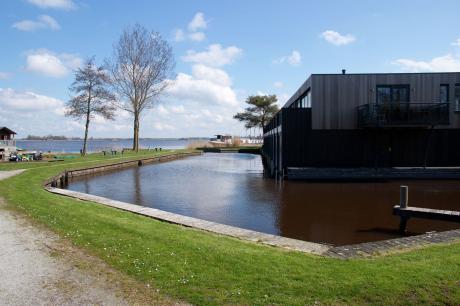 Aan de Friese Meren