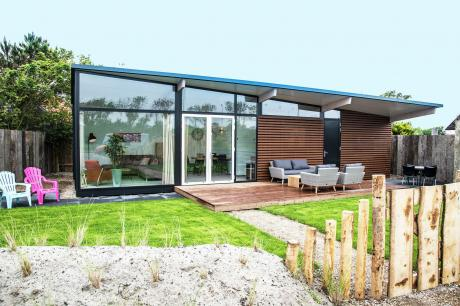 Luxe Lodge aan de Duinen Noord holland