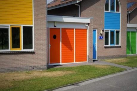 Vakantiehuis Nederland - Friesland:
