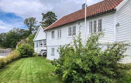 Mandal Vest-Agder Fylke Noorwegen