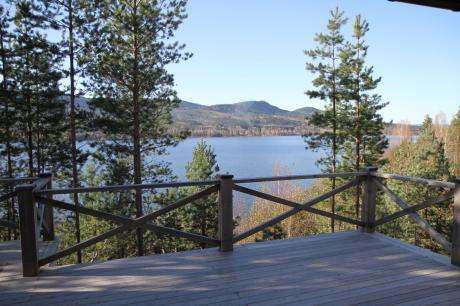 Värmlans Sjö Och Fjäll Camping 14