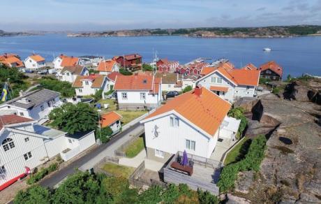 Vakantiehuis Bovallstrand