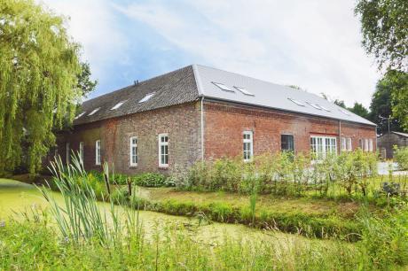vakantiehuis kasteelboerderij gunhof